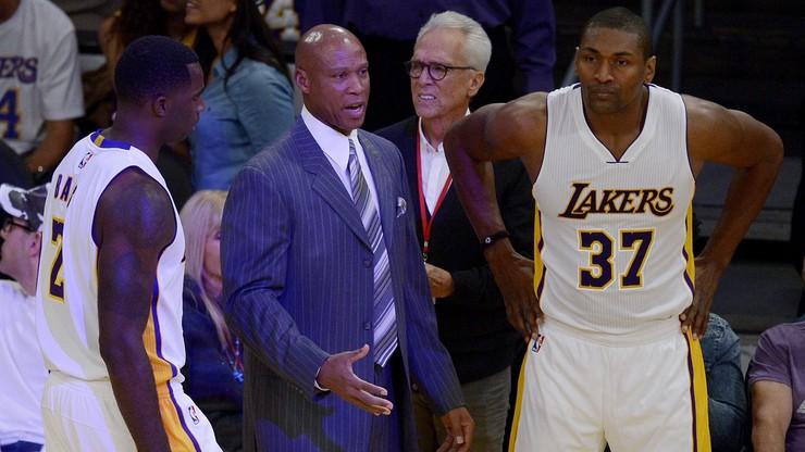 NBA: Lakers zwolnili trenera Byrona Scotta