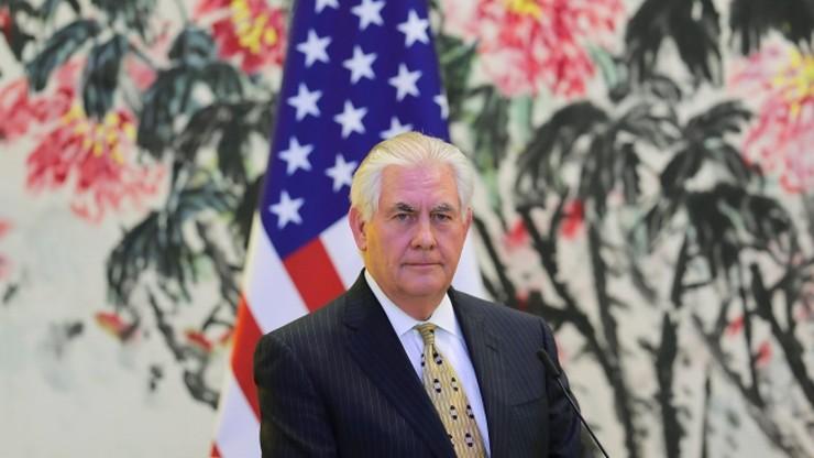 Szef dyplomacji USA ominie spotkanie NATO; w kwietniu uda się do Rosji