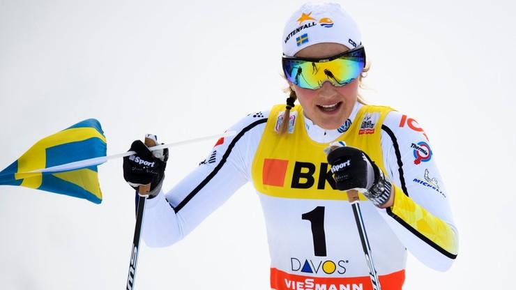 PŚ w biegach: Nilsson najlepsza w sprincie, Polki daleko