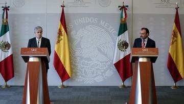 """""""Meksyk powinien być traktowany z szacunkiem"""". Hiszpania przeciw budowie muru zapowiadanego przez Trumpa"""