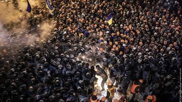 18-11-2015 17:16 Ukraina: sprawcy pierwszych zabójstw na Majdanie wciąż nieznani