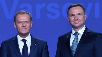 14-07-2016 21:52 Schetyna: Tusk będzie naszym kandydatem na prezydenta