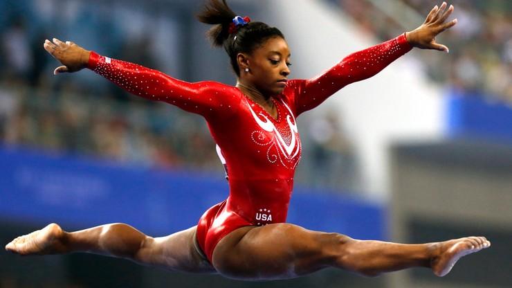 Amerykanki mistrzyniami świata w gimnastyce sportowej