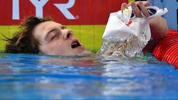 2017-12-15 ME w pływaniu: Juraszek blisko podium, Czerniak blisko Juraszka