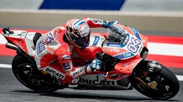 2017-08-13 MotoGP: Triumf Dovizioso w Austrii