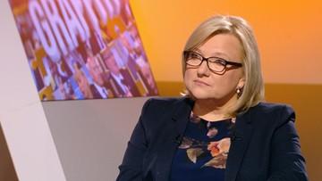 25-11-2016 09:06 Beata Kempa: jeżeli opozycja broni oprawców, to pogratulować