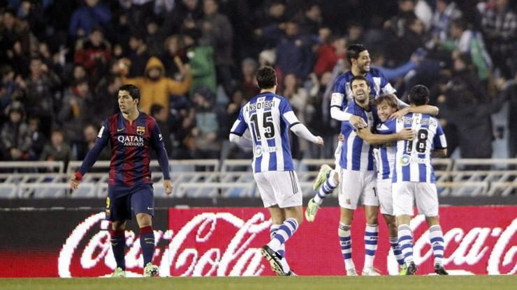 Barcelona jak Królewscy. Bezsilna!