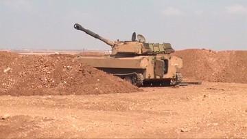 06-08-2017 06:10 Syria: kolejny sukces wojsk rządowych w walce z Państwem Islamskim