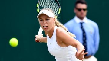 2017-07-29 WTA w Bastad: Wozniacki zagra po raz drugi w finale