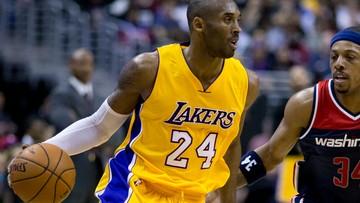 24-08-2016 07:19 Kobe Bryant zaczyna karierę na Wall Street