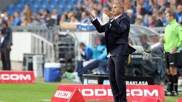 2015-09-19 Kubicki nie jest już trenerem Podbeskidzia. Zapłacił za klęskę z Wisłą