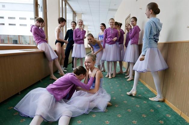 Moskiewska Państwowa Akademia Choreografii - najstarsza szkoła baletowa w Moskwie