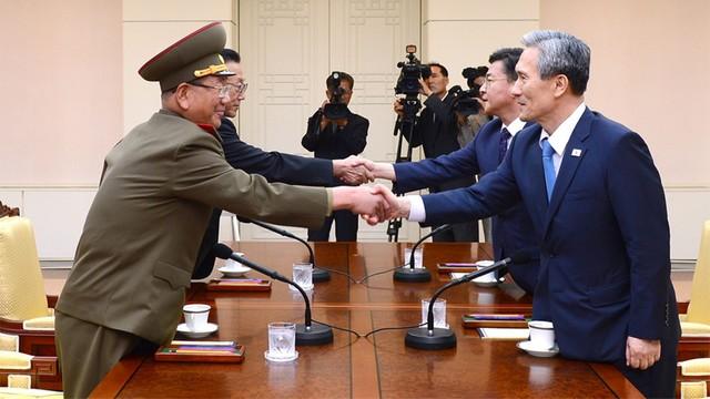 Państwa koreańskie prowadzą rozmowy na temat rozwiązania konfliktu