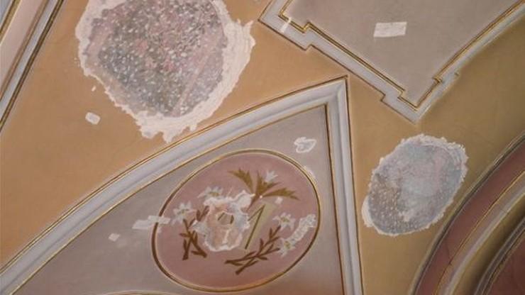 Unikatowe freski w Kłodzku