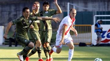 2016-07-12 Walka o Ligę Mistrzów, czy przedsezonowy sparing? Legia zremisowała w Mostarze