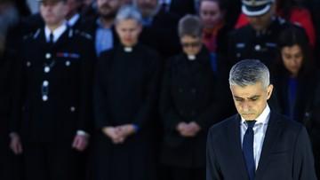 24-03-2017 18:28 Burmistrz Londynu odwołał wizytę w Warszawie