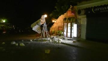 Polak przeżył trzęsienie ziemi na wyspie Kos.