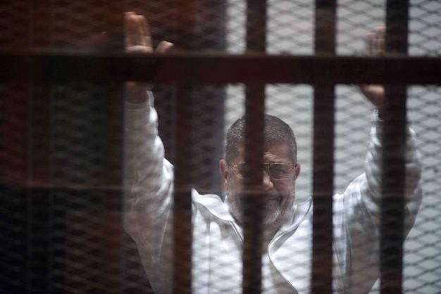Egipt: były prezydent skazany na 20 lat więzienia