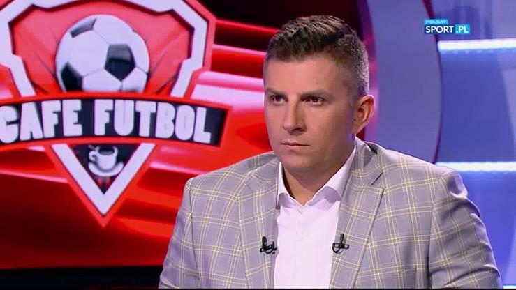 Borek: Obecnie Legia jest wyraźnie słabsza od Karabachu