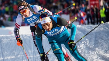 2017-02-19 MŚ w biathlonie: Biegi masowe. Transmisja w Polsacie Sport Extra i Polsacie Sport News