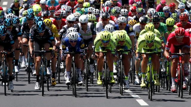 Tour de France - trzecie miejsce Bodnara, zwycięstwo Sagana