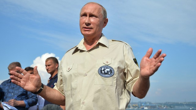 Putin: liczymy na współpracę z USA w kosmosie, mimo trudności na Ziemi