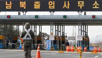 11-02-2016 16:35 Korea Północna: wszyscy południowokoreańscy pracownicy opuścili strefę przemysłową Kaesong