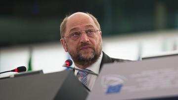 14-12-2015 10:59 Schulz ostro o Polsce: wydarzenia mają charakter zamachu stanu. Będzie dyskusja w PE
