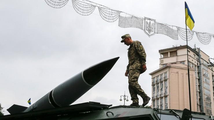 """Liderzy """"czwórki normandzkiej"""" poparli plan rozejmu na Ukrainie"""