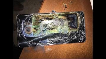 11-10-2016 14:53 Samsung wycofuje Galaxy Note 7 ze sprzedaży. Akcje koncernu spadają
