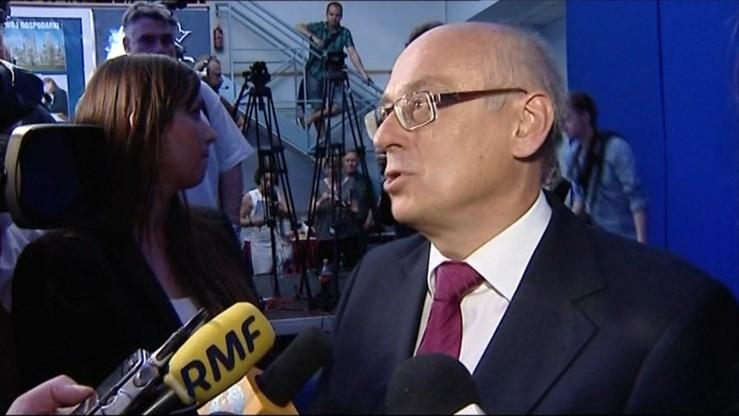 Krasnodębski o relacji prezydenta z prezesem PiS: to naturalne, że różne ośrodki władzy ze sobą konkurują