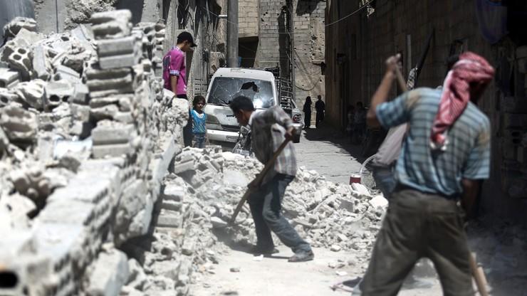MSZ Syrii: obecność w naszym kraju wojsk Francji i Niemiec to akt agresji