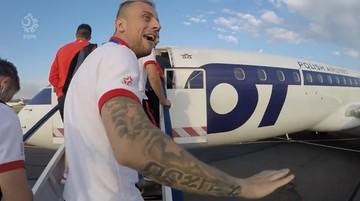 """27-06-2016 10:28 Polscy piłkarze latają LOT-em. """"Chcieliśmy, żeby reprezentację narodową woziła polska firma"""""""