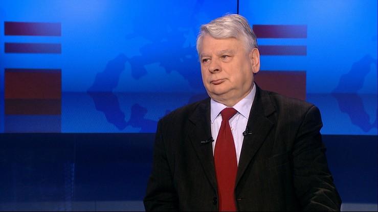 Borusewicz o zmianach w prokuraturze: wielka władza oddana w ręce Ziobry