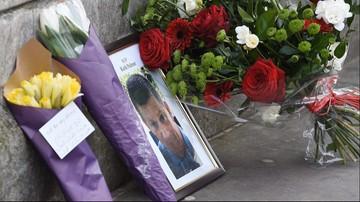 15 lat temu w zamachu zginął jego brat, teraz bohaterski minister próbował ratować policjanta