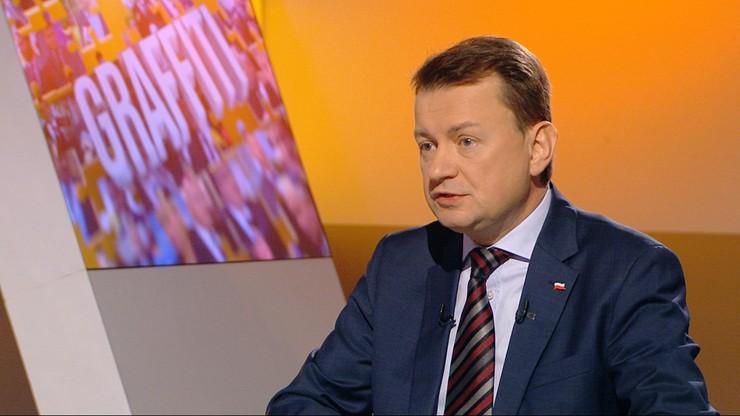 """""""Służby są gotowe"""" - minister Błaszczak o obchodach Święta Niepodległości"""