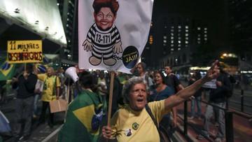 10-05-2016 06:01 Brazylia: głosowanie ws. odsunięcia prezydent zgodnie z planem