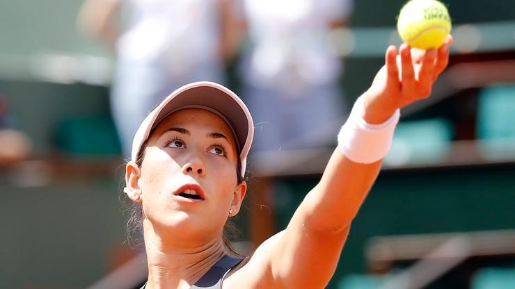French Open: Zwycięstwo Muguruzy w drugiej rundzie