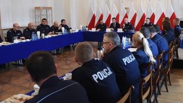 03-11-2016 14:41 7 tys. policjantów będzie w stolicy 11 listopada