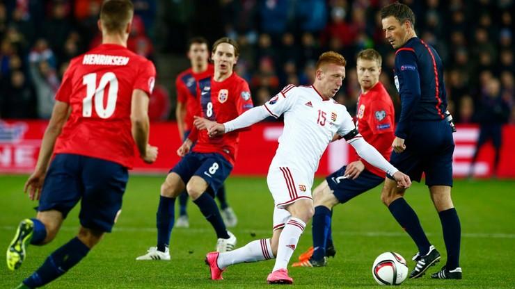 Baraże EURO 2016: Węgry - Norwegia. Transmisja w Polsacie Sport