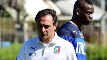 """13-12-2015 12:06 Balotelli: """"nie mogę się doczekać Euro"""". Trener: """"czego, oglądania w telewizji?"""""""