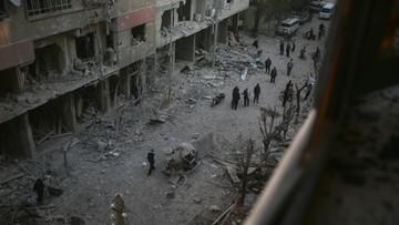 11-04-2017 10:35 Turecki minister: Syria nadal ma potencjał związany z bronią chemiczną