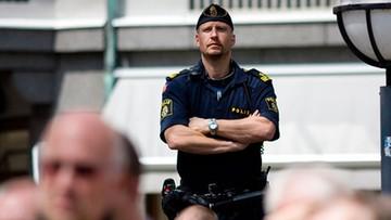 12-06-2017 18:10 W Szwecji przybyło stref, w których policji trudno interweniować