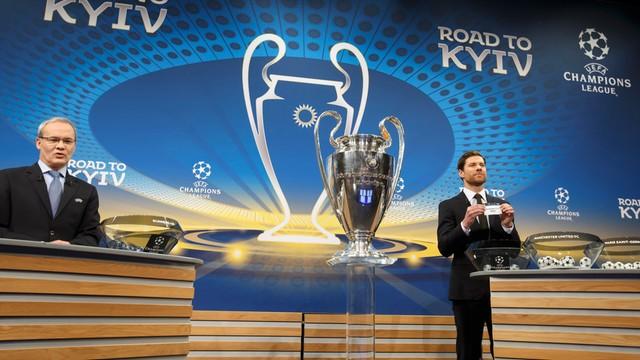 Poznaliśmy pary Ligi Mistrzów. Bayern z Besiktasem, Juventus z Tottenhamem
