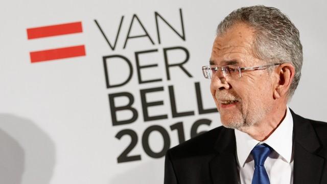Austria: Alexander Van der Bellen wygrał wybory prezydenckie