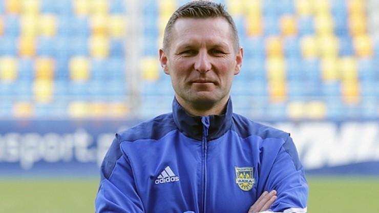 """Trener Arki: Zakończyć rozgrywki z """"7"""" z przodu"""
