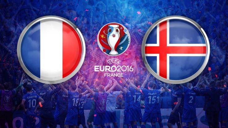 Francja Islandia Transmisja W Polsacie Polsacie Sport I Polsacie Sport