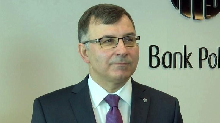 Zbigniew Jagiełło prezesem PKO BP na kolejną kadencję