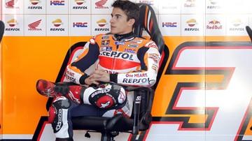 2015-11-11 Marquez najszybszy w Walencji, znów sporo wywrotek