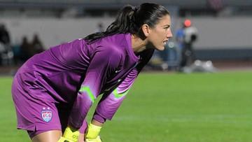 Piłkarka Hope Solo oskarżyła byłego szefa FIFA o molestowanie seksualne